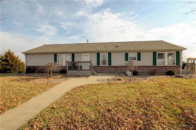 1305 SW County Line Road, Gower, MO 64454 (#2200817) :: Team Real Estate