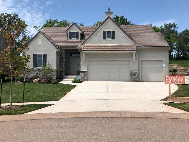 3127 W 150th Terrace, Overland Park, KS 66224 (#2200868) :: Edie Waters Network