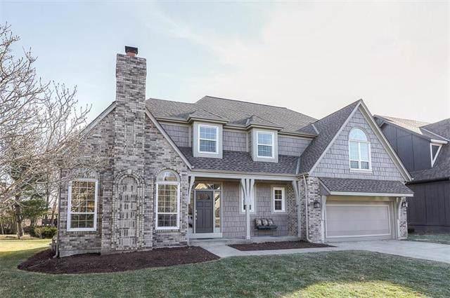 12907 Eby Lane, Overland Park, KS 66213 (#2201634) :: House of Couse Group