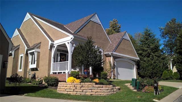 12505 W 122nd Street, Overland Park, KS 66213 (#2201863) :: Eric Craig Real Estate Team