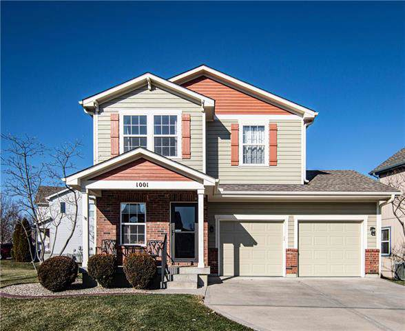 1001 SW Arborway Drive, Lee's Summit, MO 64082 (#2201876) :: Eric Craig Real Estate Team