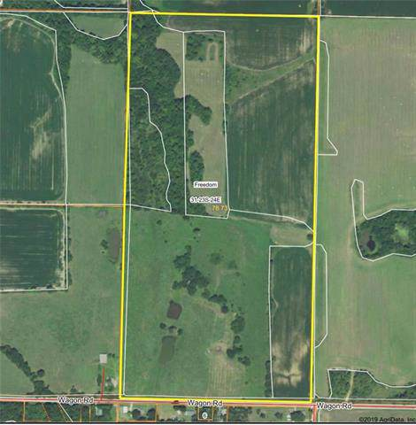 0 Wagon Road, Mapleton, KS 66754 (#2202132) :: House of Couse Group