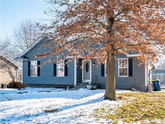 703 Woodson Street, Kearney, MO 64060 (#2202327) :: Edie Waters Network