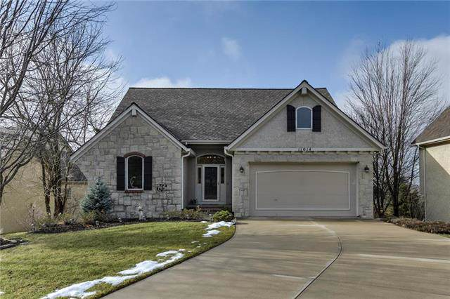 11014 S Cottage Lane, Olathe, KS 66061 (#2202378) :: Eric Craig Real Estate Team