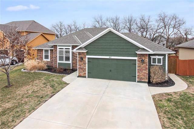 867 N Alder Street, Gardner, KS 66030 (#2202553) :: Team Real Estate