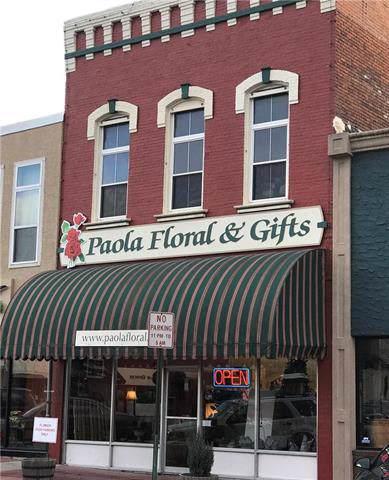 9 W Wea Street, Paola, KS 66071 (#2202601) :: Audra Heller and Associates