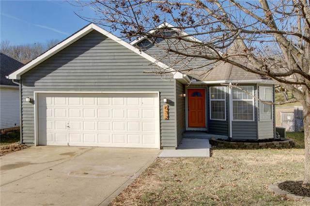 632 Silver Hill Drive, Bonner Springs, KS 66012 (#2202731) :: Team Real Estate