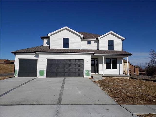 16265 Kill Creek Road, Gardner, KS 66030 (#2202762) :: Team Real Estate