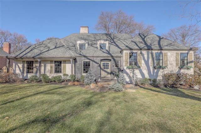 6518 Overhill Road, Mission Hills, KS 66208 (#2202877) :: Team Real Estate