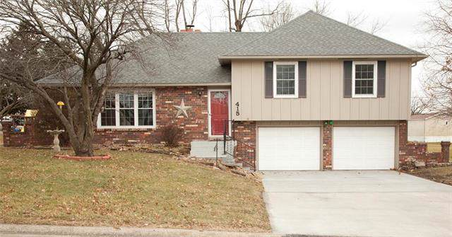 415 Clifton Drive, Cameron, MO 64429 (#2203112) :: Edie Waters Network