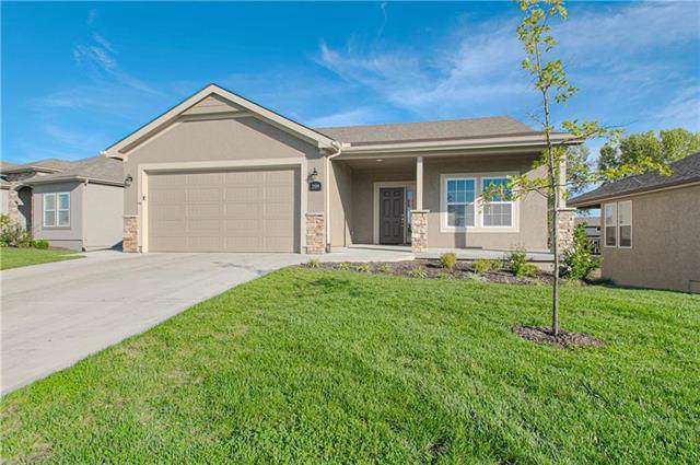 2112 Greenfield Point, Kearney, MO 64060 (#2203142) :: Team Real Estate