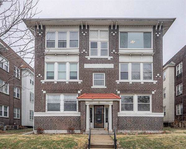 3317 Gillham Road 3S, Kansas City, MO 64110 (#2203145) :: Eric Craig Real Estate Team