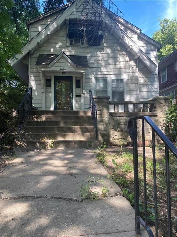 4026 S Benton Boulevard, Kansas City, MO 64130 (#2203194) :: Audra Heller and Associates