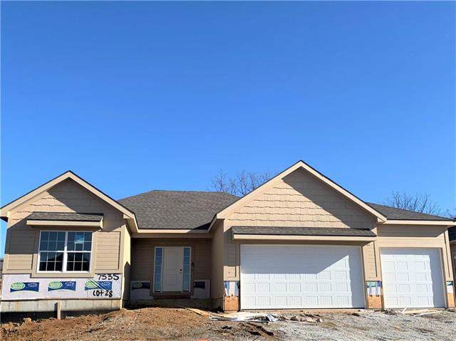 7535 NW Damon Drive, Parkville, MO 64152 (#2203413) :: House of Couse Group