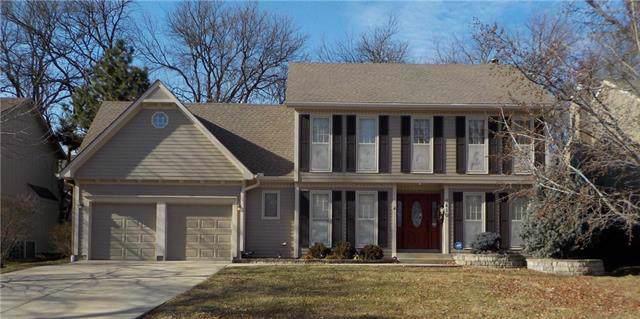 8410 Twilight Lane, Lenexa, KS 66219 (#2203660) :: Team Real Estate