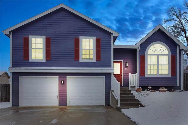 802 E 14th Terrace, Eudora, KS 66025 (#2203664) :: Dani Beyer Real Estate