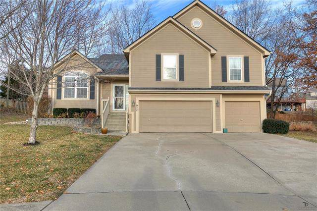 1032 Redwood Lane, Liberty, MO 64068 (#2203777) :: Team Real Estate