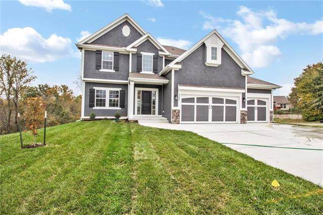 1112 E 14th Street, Kearney, MO 64060 (#2203943) :: Austin Home Team