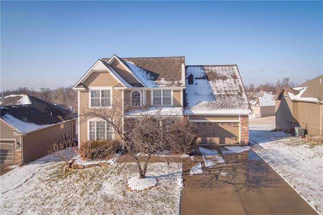 4304 NE 84th Terrace, Kansas City, MO 64156 (#2203985) :: Austin Home Team