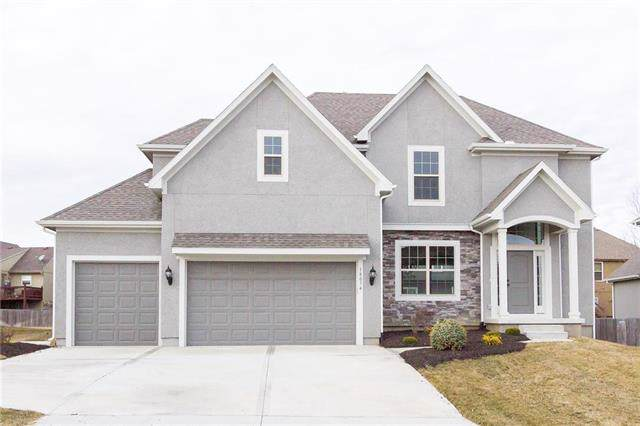 18074 W 164 Terrace, Olathe, KS 66062 (#2204018) :: Team Real Estate