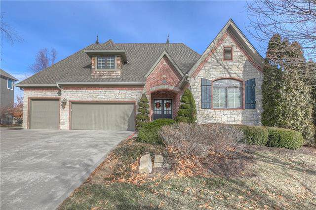 10500 W 163rd Street, Overland Park, KS 66221 (#2204038) :: Team Real Estate