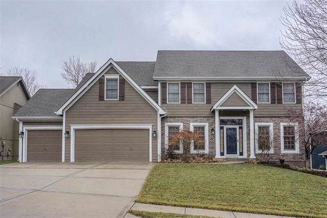 14435 NW 64th Terrace, Parkville, MO 64152 (#2204059) :: Eric Craig Real Estate Team