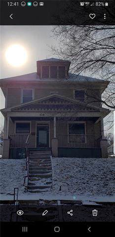 418 E Colorado Avenue, St Joseph, MO 64504 (#2204073) :: The Gunselman Team