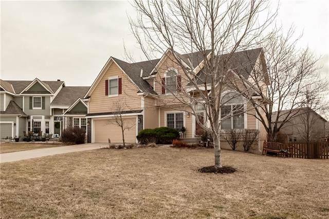 13729 W 157th Terrace, Olathe, KS 66062 (#2204117) :: Team Real Estate