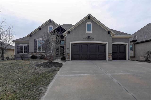 12215 W 164 Terrace, Overland Park, KS 66062 (#2204139) :: Team Real Estate