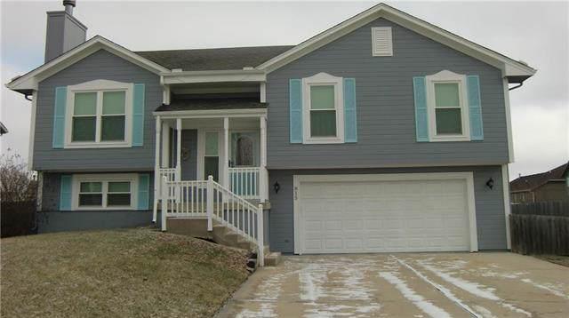 815 Furlong Drive, Raymore, MO 64083 (#2204207) :: Team Real Estate