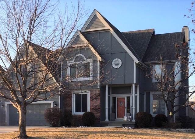 13856 W 131 Terrace, Olathe, KS 66062 (#2204387) :: House of Couse Group