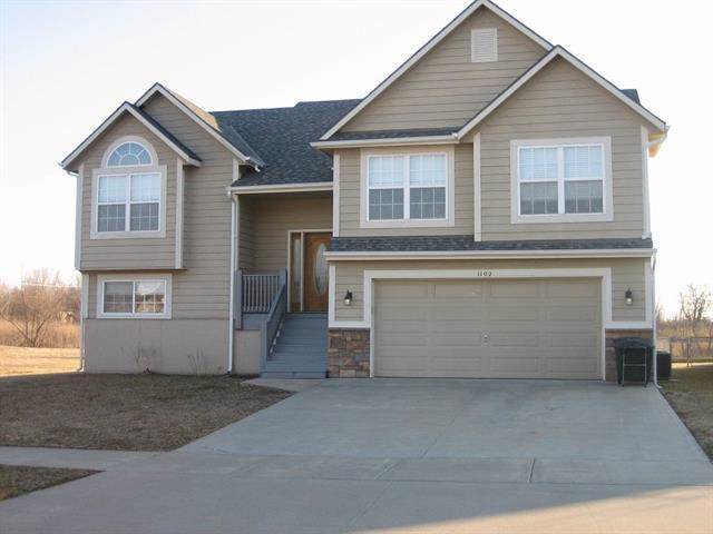 1102 Eagle Pass Court, Ottawa, KS 66067 (#2204544) :: Eric Craig Real Estate Team
