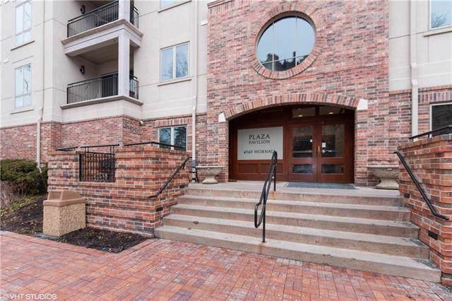 4949 Wornall Road #105, Kansas City, MO 64112 (#2204609) :: Dani Beyer Real Estate
