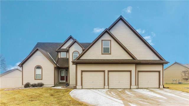 1100 Buckeye Lane, Pleasant Hill, MO 64080 (#2204740) :: Eric Craig Real Estate Team