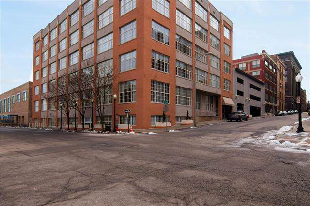 321 W 7th Street #305, Kansas City, MO 64105 (#2204937) :: Eric Craig Real Estate Team