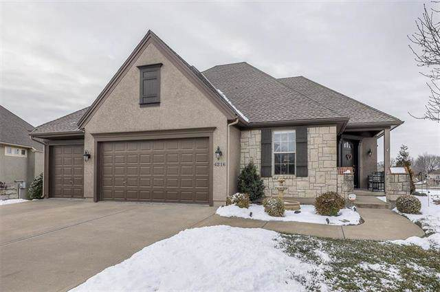4216 SW Duck Pond Drive, Lee's Summit, MO 64082 (#2205370) :: Beginnings KC Team