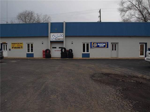 312 W Santa Fe Street, Olathe, KS 66061 (#2205545) :: Eric Craig Real Estate Team