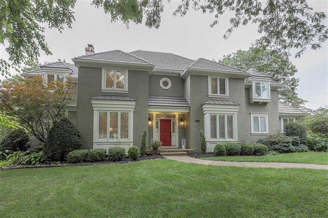 2540 W 118th Terrace, Leawood, KS 66211 (#2205679) :: Team Real Estate