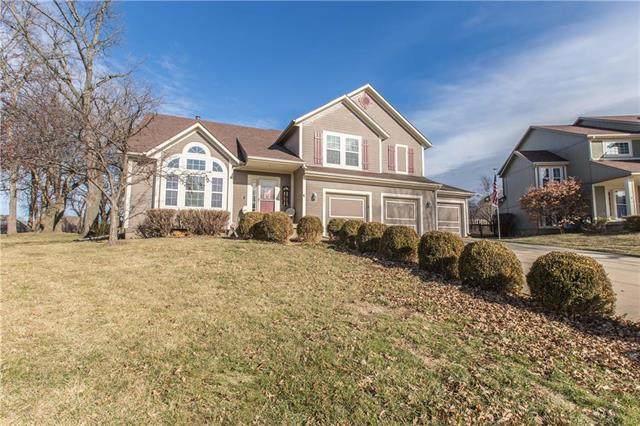 7307 Meadowsweet Lane, Shawnee, KS 66227 (#2205795) :: Kedish Realty Group at Keller Williams Realty