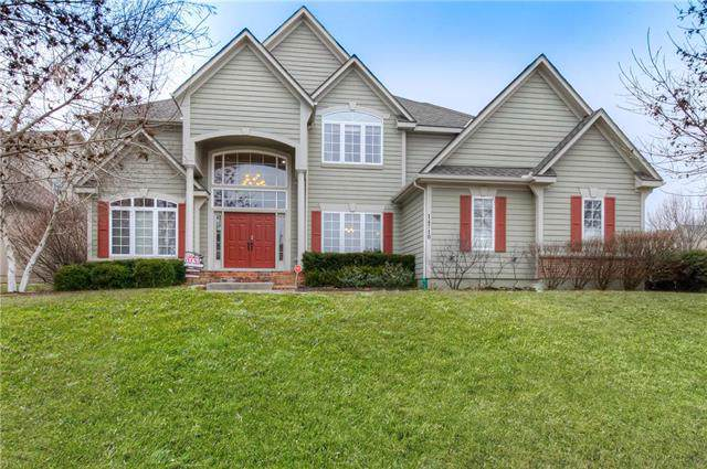 14710 S Hallet Street, Olathe, KS 66062 (#2206074) :: Team Real Estate
