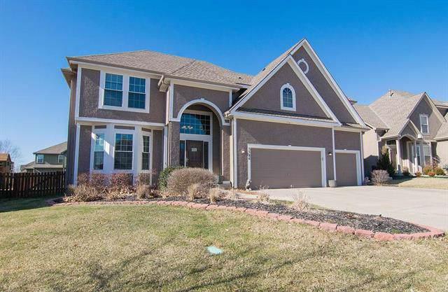 5526 Hilltop Drive, Shawnee, KS 66226 (#2206133) :: Kedish Realty Group at Keller Williams Realty