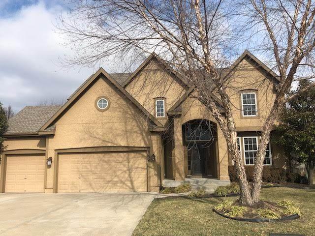 6034 Longview Street, Shawnee, KS 66218 (#2206224) :: Kedish Realty Group at Keller Williams Realty