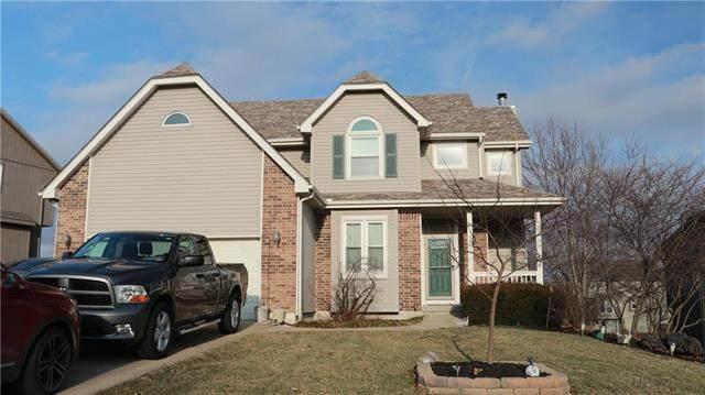 11401 N Summit Street, Kansas City, MO 64155 (#2206528) :: Dani Beyer Real Estate