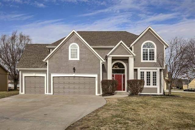 420 NE Emerald Drive, Lee's Summit, MO 64064 (#2206744) :: Eric Craig Real Estate Team