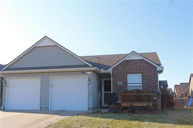 444 Kreisel Drive, Raymore, MO 64083 (#2206783) :: Beginnings KC Team