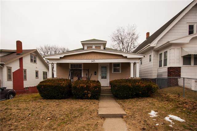 1415 S 25th Street, St Joseph, MO 64507 (#2206826) :: House of Couse Group