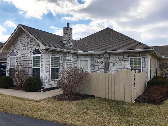 1965 W 139th Terrace, Leawood, KS 66224 (#2207272) :: Eric Craig Real Estate Team