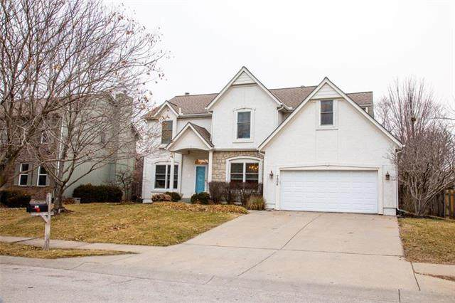 7806 NE 75th Terrace, Kansas City, MO 64158 (#2207281) :: House of Couse Group