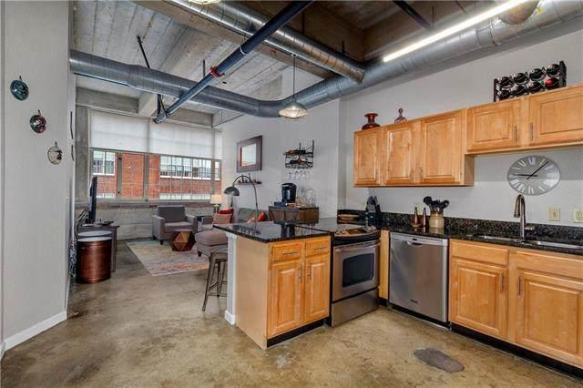 321 W 7th Street #502, Kansas City, MO 64105 (#2207542) :: Audra Heller and Associates