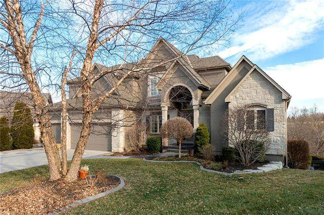 101 SW Gray Circle, Lee's Summit, MO 64081 (#2207550) :: Audra Heller and Associates